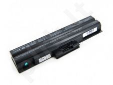 Whitenergy baterija Sony BPS13 / BPL13 11.1V Li-Ion 4400mAh  juoda