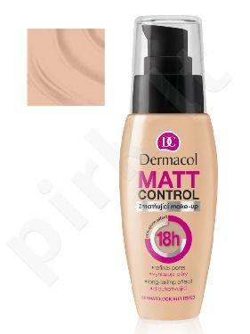 Dermacol Matt Control, makiažo pagrindas moterims, 30ml, (2)