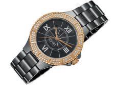 Esprit EL101322F09 Pure Black moteriškas laikrodis