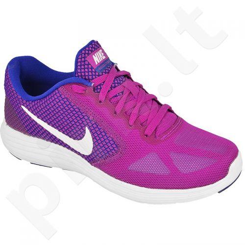 Sportiniai bateliai  bėgimui  Nike Revolution 3 W 819303-501