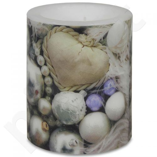 Žvakė Silver Composition 106744