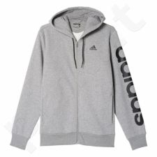 Bliuzonas  Adidas Sports Essentials Linear Full Zip Hood B M B49908