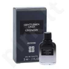 Givenchy Gentlemen Only Intense, EDT vyrams, 3ml