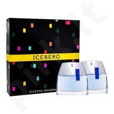 Iceberg Effusion rinkinys vyrams, (EDT75 ml + losjonas po skutimosi 75 ml)