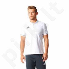 Marškinėliai futbolui polo adidas Tiro 17 M BQ2685