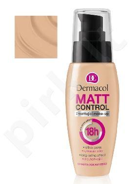 Dermacol Matt Control, makiažo pagrindas moterims, 30ml, (3)