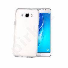 Samsung Galaxy J1(2016) nugarėlė GELSKIN Celly permatoma