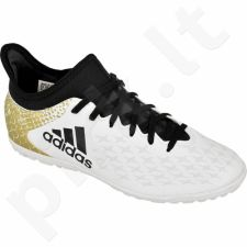 Futbolo bateliai Adidas  X 16.3 TF Jr AQ4353