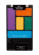 Wet n Wild Color Icon, akių šešėliai moterims, 6g, (Art In The Streets)