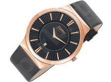 Esprit EL101381F04 Leodor Rose Gold vyriškas laikrodis