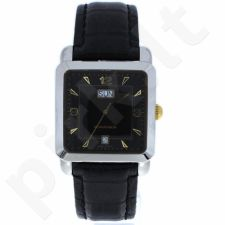 Vyriškas laikrodis Romanson TL1579DXCBK