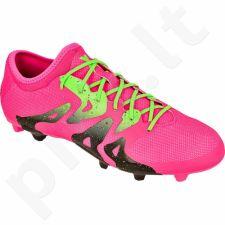 Futbolo bateliai Adidas  X 15.2 FG/AG M S74673