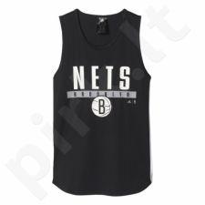 Marškinėliai krepšiniui Adidas Brooklyn Nets Winter Hoops Tank Junior AX7793
