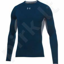 Marškinėliai termoaktyvūs Under Armour HeatGear Compression Longsleeve 1257471-997