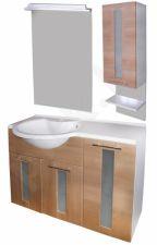 Vonios kambario baldai su praustuvu F1001411