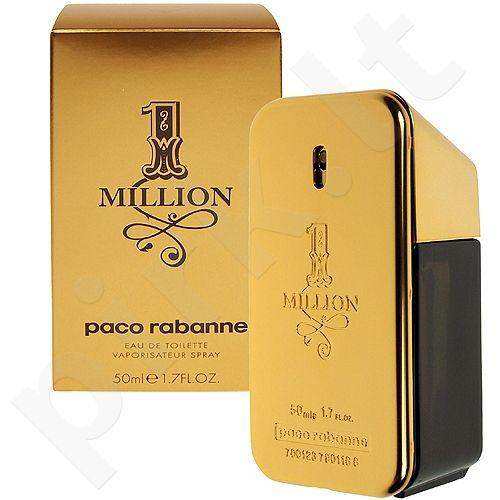 Paco Rabanne 1 Million, tualetinis vanduo (EDT) vyrams, 100 ml (Testeris)