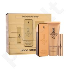 Paco Rabanne 1 Million rinkinys vyrams, (EDT 100 ml + dušo želė 100 ml + EDT 10 ml)