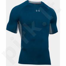 Marškinėliai termoaktyvūs Under Armour HeatGear® Compression Shortsleeve M 1257468-997