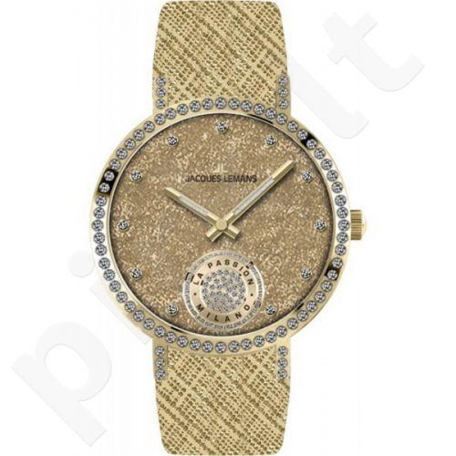 Moteriškas laikrodis Jacques Lemans 1-1764C