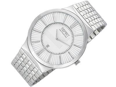 Esprit EL101381F06 Leodor Silver vyriškas laikrodis