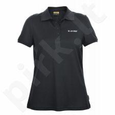 Marškinėliai polo Hi-Tec Lady Vetis W juoda