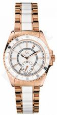 Laikrodis GUESS GC COLLECTION moteriškas Rose Gold