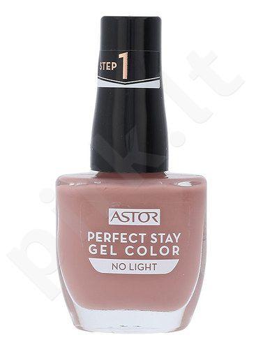Astor Perfect Stay gelis Color, kosmetika moterims, 12ml, (006 Desirable)