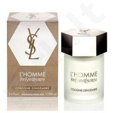 Yves Saint Laurent L`Homme Cologne Gingembre, odekolonas (EDC) vyrams, 100 ml (Testeris)