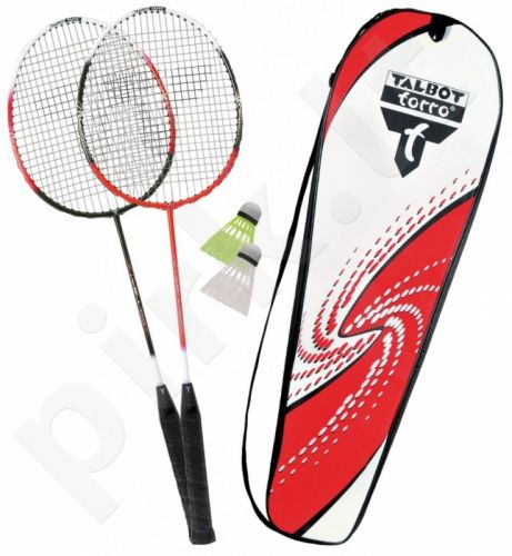 Badmintono rinkinys Talbot Torro Set 2 Combat