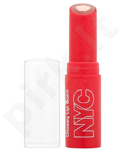 NYC New York Color Applelicious Glossy Lip Balm, kosmetika moterims, 3,5g, (350 Blushing Golden)