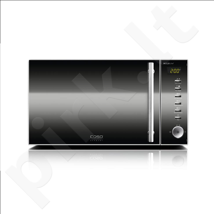 Caso MCG 20 CHEF Microwave with Grill