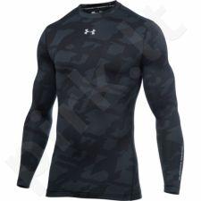 Marškinėliai kompresiniai Under Armour ColdGear® Armour Jacquard Crew M 1285091-001