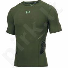 Marškinėliai kompresiniai Under Armour HeatGear® Armour Zone M 1289555-330