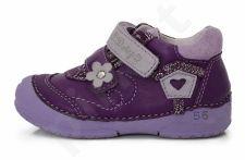 D.D. step violetiniai batai 19-24 d. 038240b