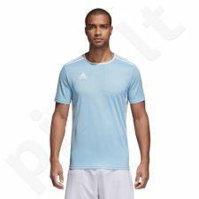 Marškinėliai futbolui adidas Entrada 18 CD8414