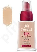 Dermacol 24h Control Make-Up 01, kreminė pudra 30ml, kosmetika moterims