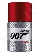 James Bond 007 Quantum, 75ml, pieštukinis dezodorantas vyrams
