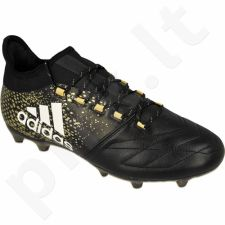 Futbolo bateliai Adidas  X 16.2 FG Leather M BB4192