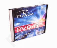 DVD-R TITANUM [ slim jewel case 1 | 4.7GB | 16x ]