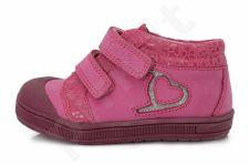 D.D. step rožiniai batai 22-27 d. da031327