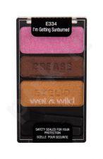 Wet n Wild Color Icon, Trio, akių šešėliai moterims, 3,5g, (I´m Getting Sunburned)