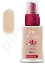 Dermacol 24h Control Make-Up 02, kreminė pudra 30ml, kosmetika moterims