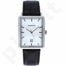 Vyriškas laikrodis Romanson DL5163NMCWH