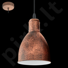 Pakabinamas šviestuvas EGLO 49492 | PRIDDY 1