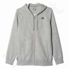Bliuzonas  Adidas Sport Essentials Mid Full Zip Hoodie M S17976