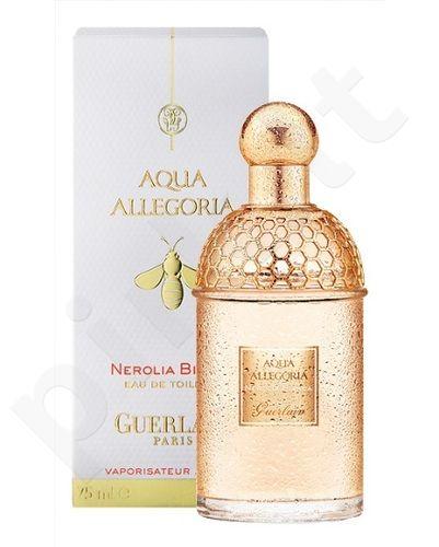 Guerlain Aqua Allegoria, Nerolia Bianca, tualetinis vanduo moterims ir vyrams, 125ml, (Testeris)
