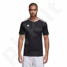 Marškinėliai futbolui adidas Entrada 18 CF1035