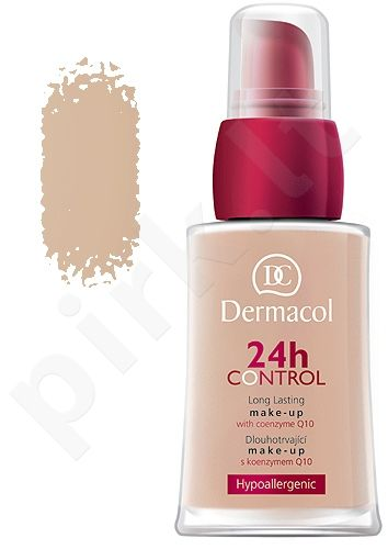 Dermacol 24h Control Make-Up 03, kreminė pudra 30ml, kosmetika moterims