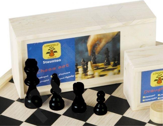 Longfeld šachmatų figūrėlės