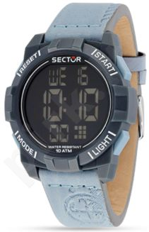 Laikrodis SECTOR   Street Digital 1945 Grey Dial Jeans V.St